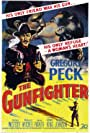 Gregory Peck and Helen Westcott in The Gunfighter (1950)