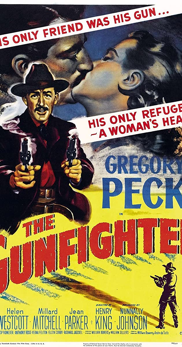 Subtitle of The Gunfighter