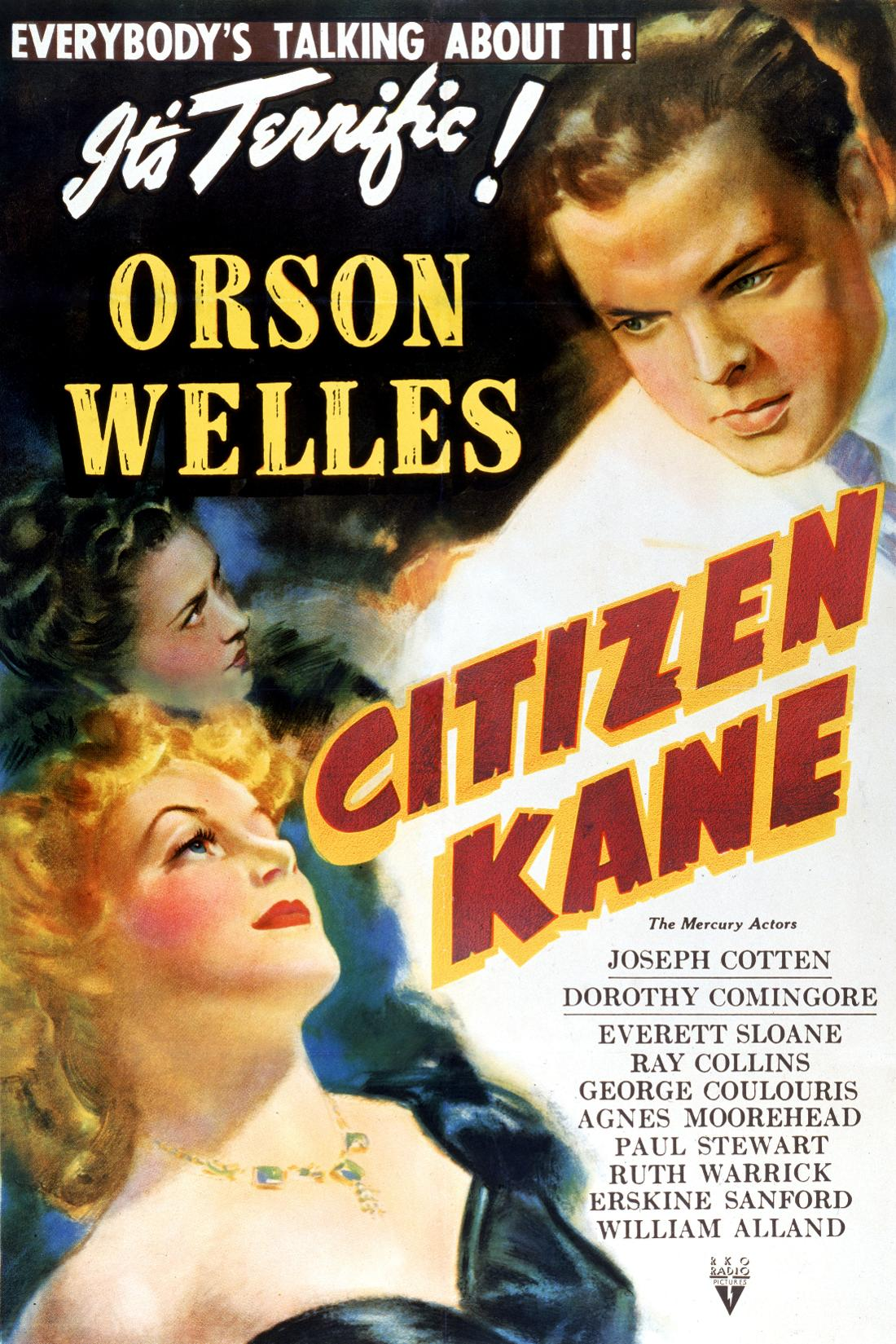 Citizen Kane (1941) BluRay 480p, 720p & 1080p