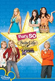 That's So Suite Life of Hannah Montana Poster