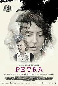 Marisa Paredes, Alex Brendemühl, Bárbara Lennie, and Joan Botey in Petra (2018)