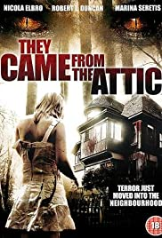 They Came from the Attic Poster