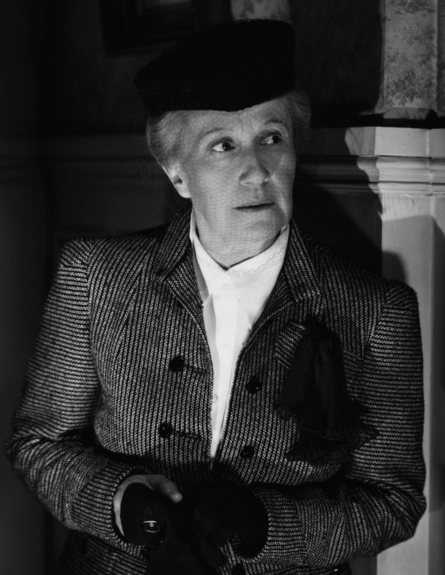 Elsa Bassermann in Desperate Journey (1942)