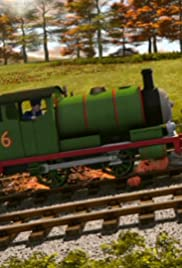 Percy's Unlucky Day Poster