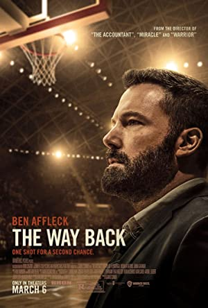 The Way Back Cartel de la película