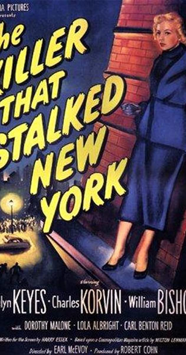 Subtitle of The Killer That Stalked New York
