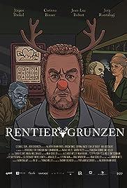 Rentiergrunzen Poster