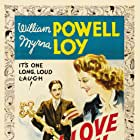 Myrna Loy and William Powell in I Love You Again (1940)