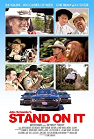 Alicia Allain, John Schneider, Tyrus, Dion Baia, Cody McCarver, and Mindy Robinson in Stand on It! (2020)