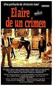 Movie search download site El aire de un crimen Spain [iTunes]