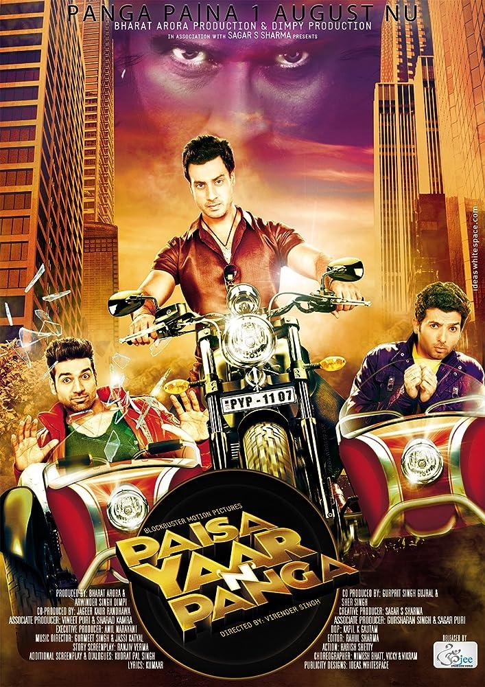 Paisa Yaar N Panga Punjabi movie HD Watch free online