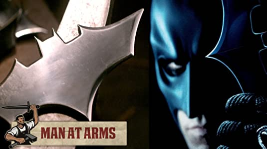 Plasma Cutting Batarangs: The Dark Knight in tamil pdf download
