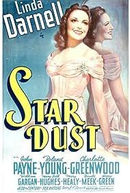 Linda Darnell in Star Dust (1940)