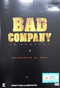 Smart movie downloads Bad Company: In Concert - Merchants of Cool [Avi]