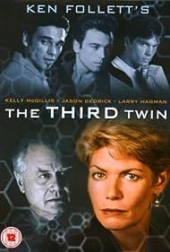 Kelly McGillis, Jason Gedrick, and Larry Hagman in The Third Twin (1997)