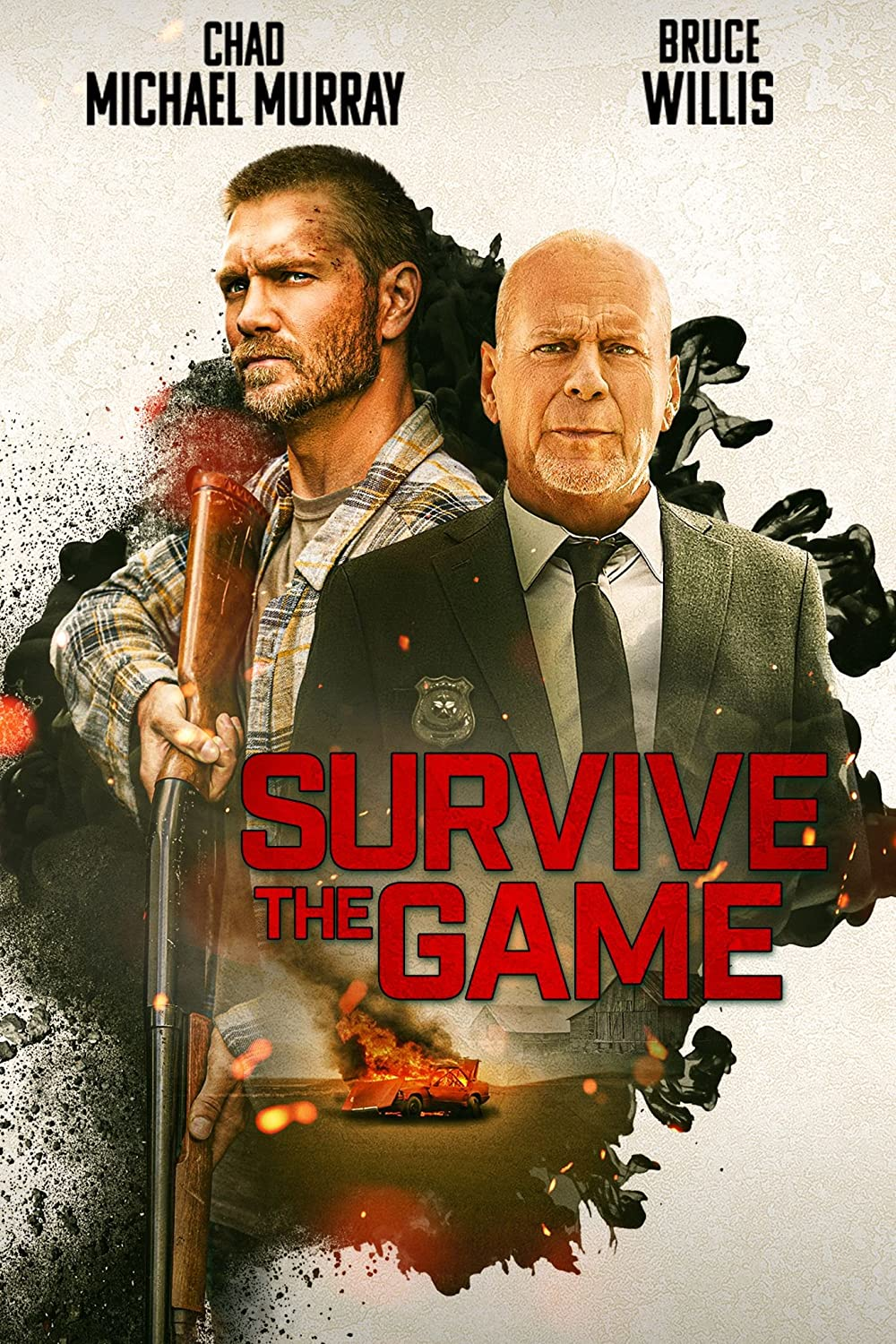 Survive the Game 2021 English 480p BluRay 304MB Download