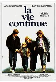La vie continue Poster