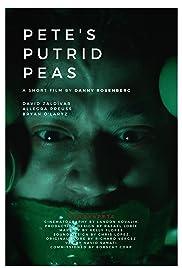 Pete's Putrid Peas Poster