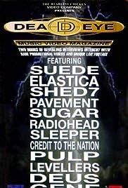 Deadeye Music Video Magazine, Issue 1 Poster