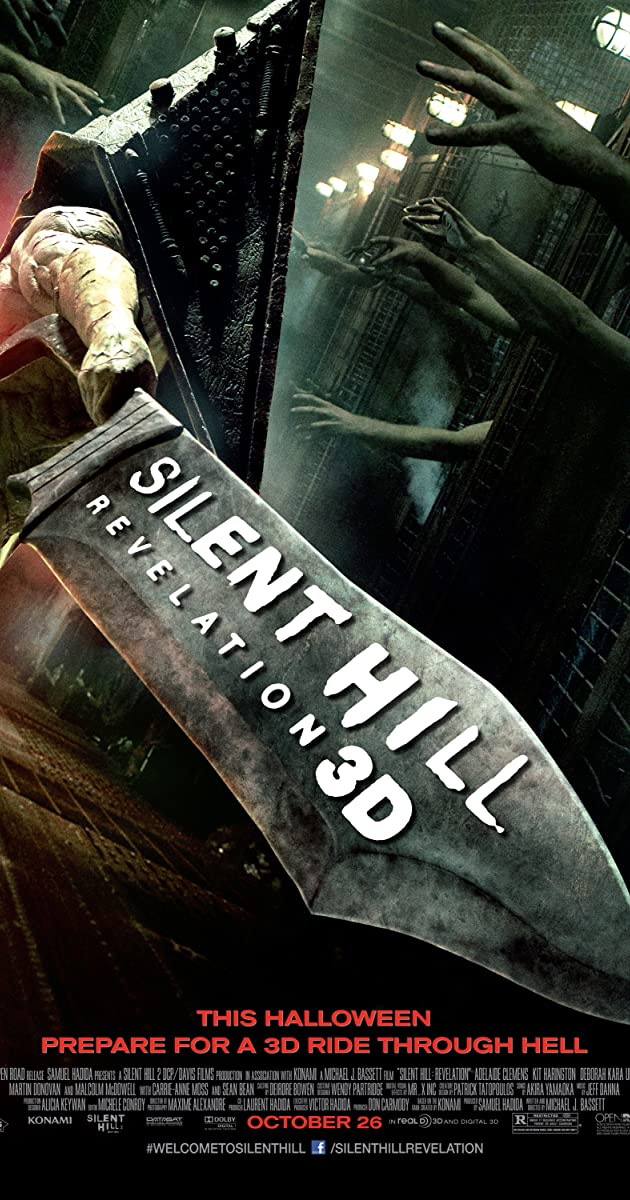 Subtitle of Silent Hill: Revelation 3D