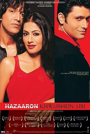 Shivkumar Subramaniam (screenplay) Hazaaron Khwaishein Aisi Movie