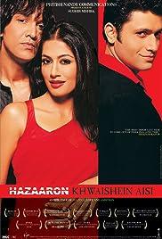 Hazaaron Khwaishein Aisi Poster