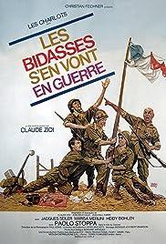 Sadsacks Go to War Poster