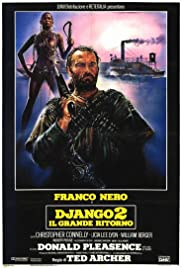 Django Strikes Again Poster