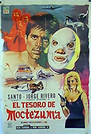 El tesoro de Moctezuma (1968) with English Subtitles on DVD on DVD