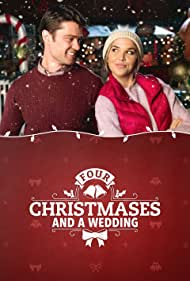 Arielle Kebbel and Corey Sevier in Four Christmases and a Wedding (2017)