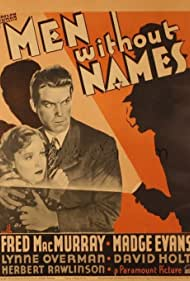 Madge Evans and Fred MacMurray in Men Without Names (1935)