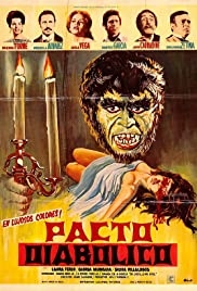 Diabolical Pact Poster