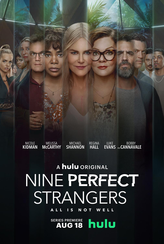 Nine Perfect Strangers 2021 S01 Complete Hindi AMZN Web Series 720p | 480p ESubs 1GB Download