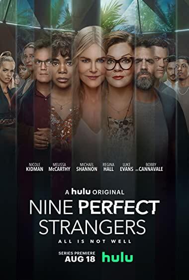 Nine Perfect Strangers (2021) Hindi Season 1 Complete