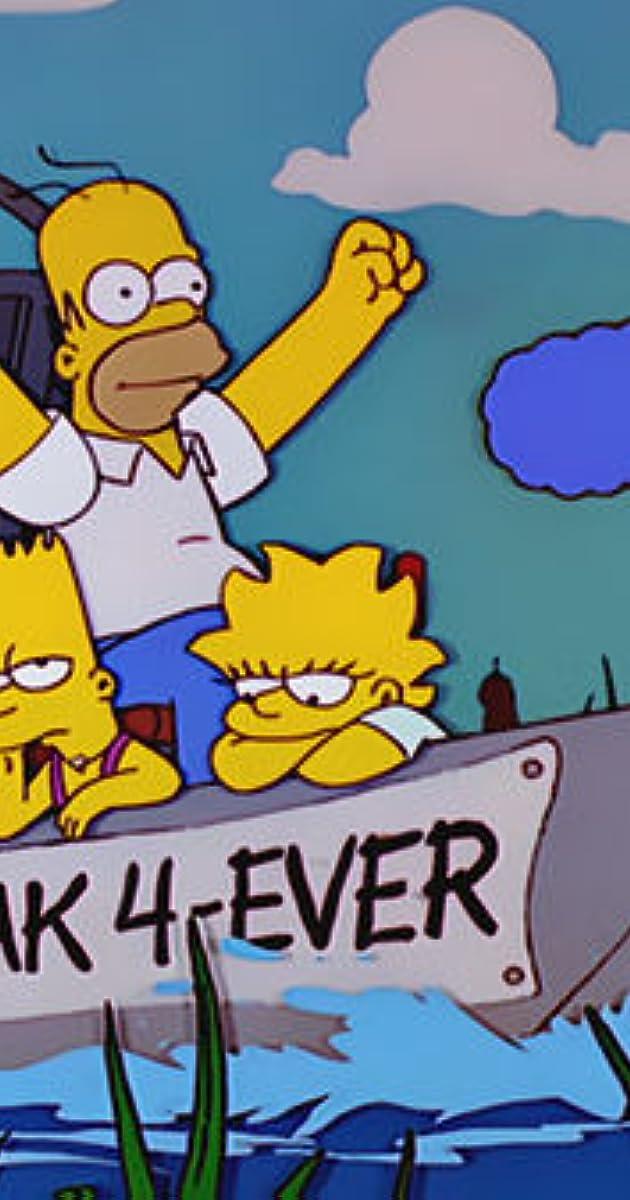 The Simpsons Kill The Alligator And Run Tv Episode 2000 Imdb