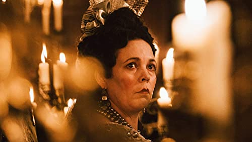 "Olivia Colman of 'The Favourite': ""No Small Parts"""