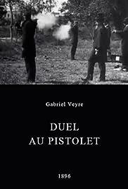 Duel au pistolet Poster