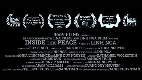 TRAILER - INSIDE this PEACE