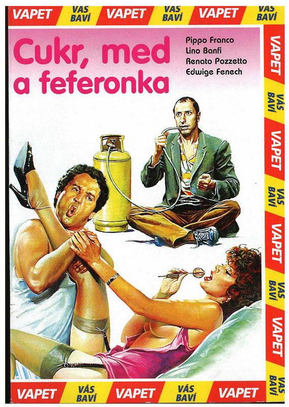 Cukr med a feferonka online dating