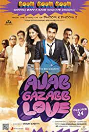Ajab Gazabb Love | Hindi | 720p | 700mb | DVDRIP