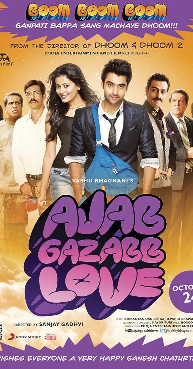 Ajab Gazabb Love (2012) - IMDb