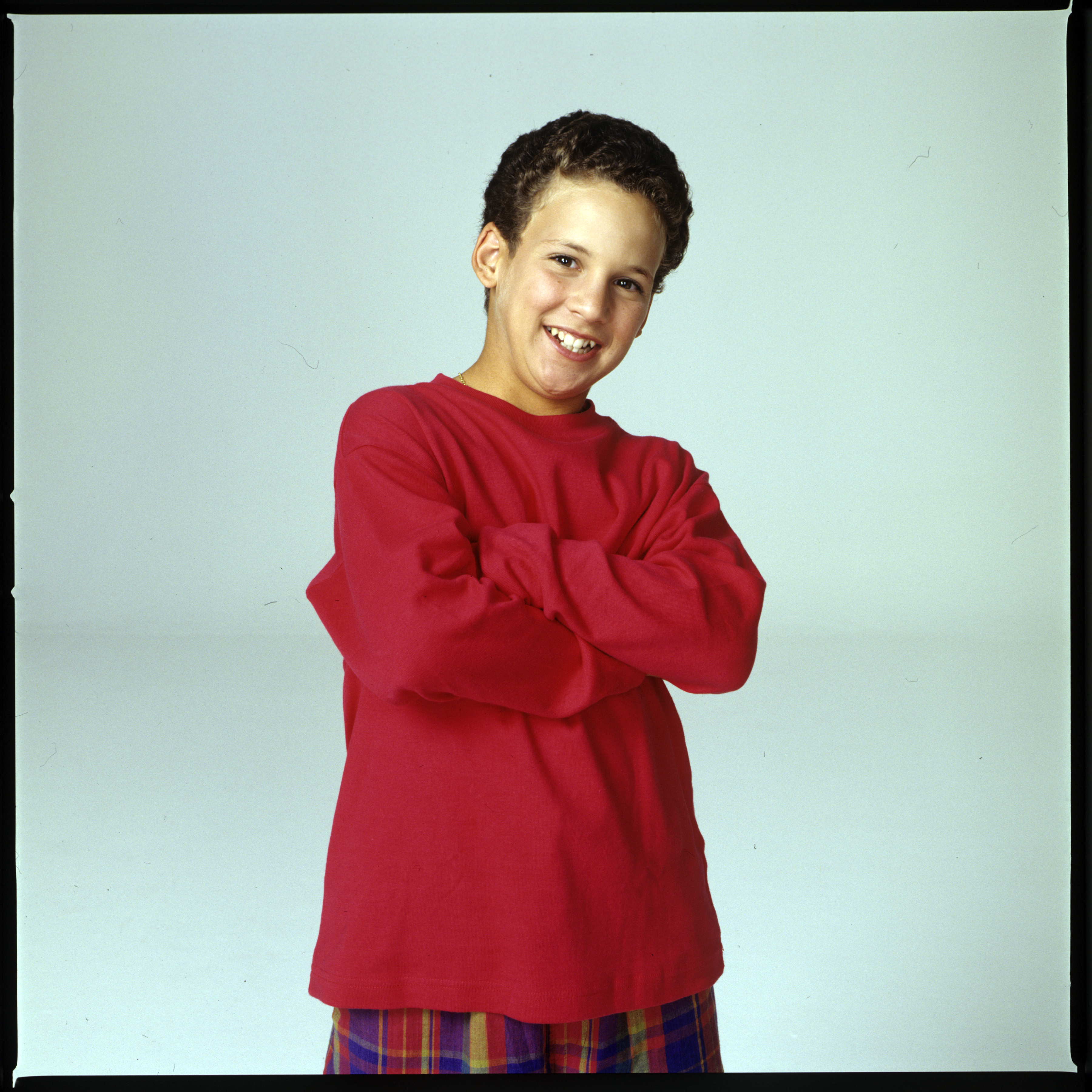 Ben Savage at an event for Boy Meets World (1993)
