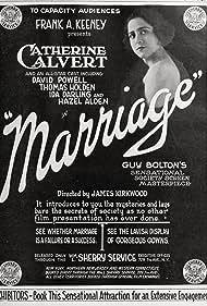 Catherine Calvert in Marriage (1918)