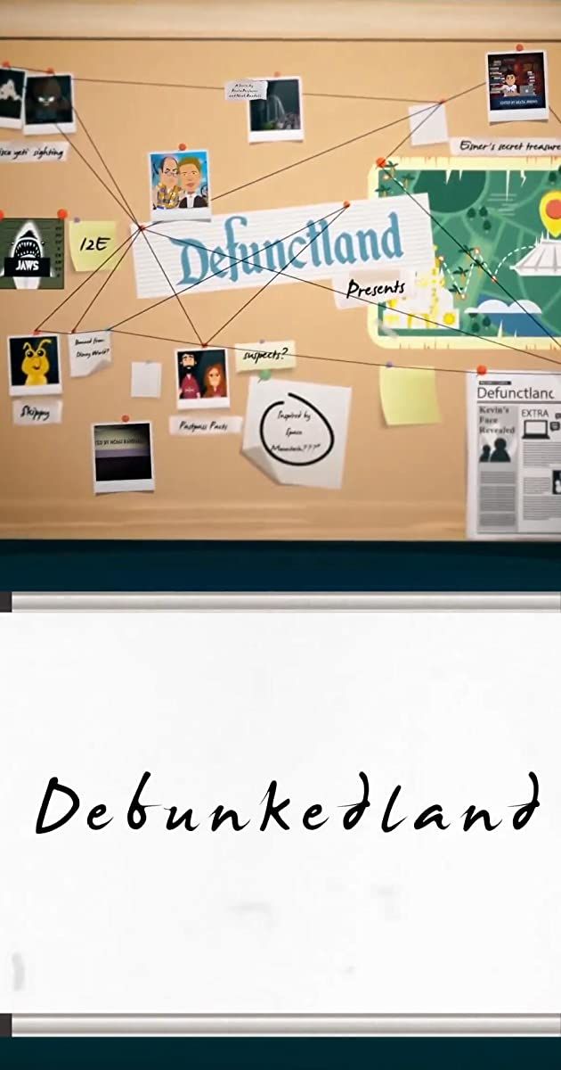 Download Debunkedland or watch streaming online complete episodes of  Season1 in HD 720p 1080p using torrent