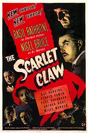 Movie The Scarlet Claw (1944)