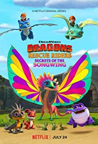 Primary photo for Dragons: Rescue Riders: Secrets of the Songwing