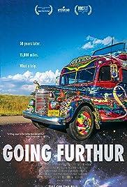 Going Furthur Poster