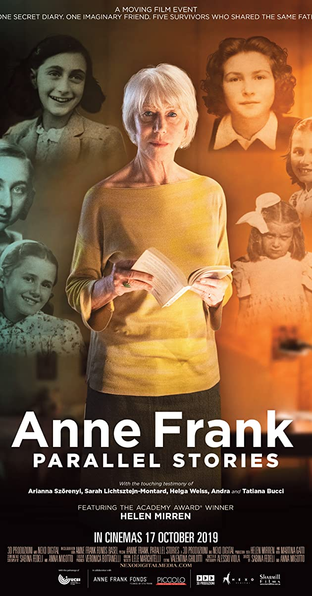 Subtitle of #Anne Frank Parallel Stories