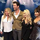 Deana Carter, Aaron O'Connell, Janelle Arthur, and Nia Sioux at an event for Runnin' from My Roots (2018)