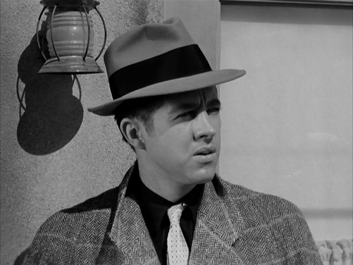 Clu Gulager in The Untouchables (1959)